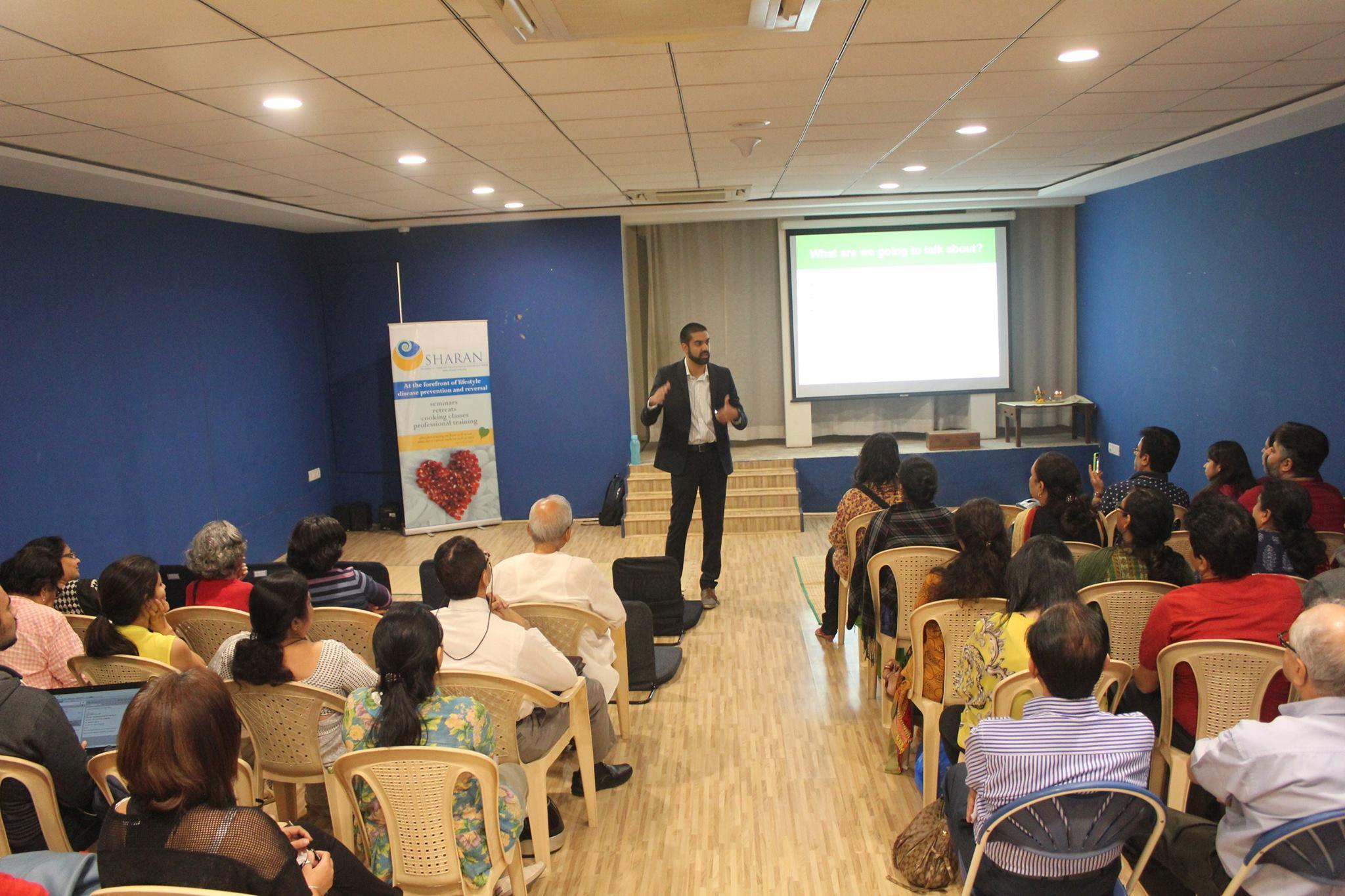 Highcarbhealth Seminar India