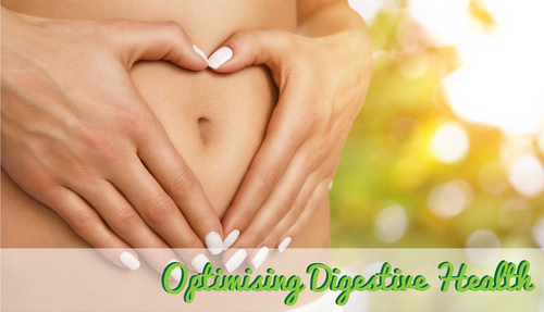 Optomizing Digestive Health - High Carb Health