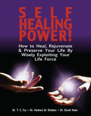 Self Healing Power Book