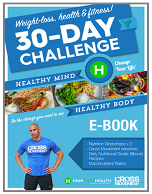 30 Day Weight-loss, Health & Fitness Challenge - Book
