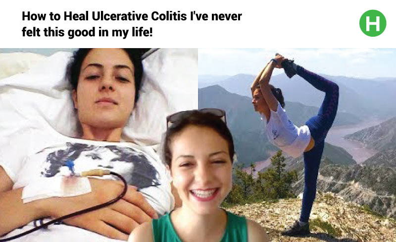 How to Heal Ulcerative Colitis I've never felt this good in my life!