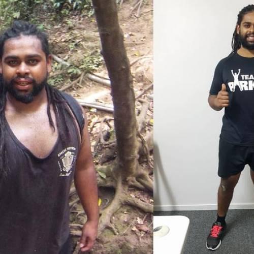 Milan Kanji Loses 12kg!!! 30 Day Vegan Challenge!