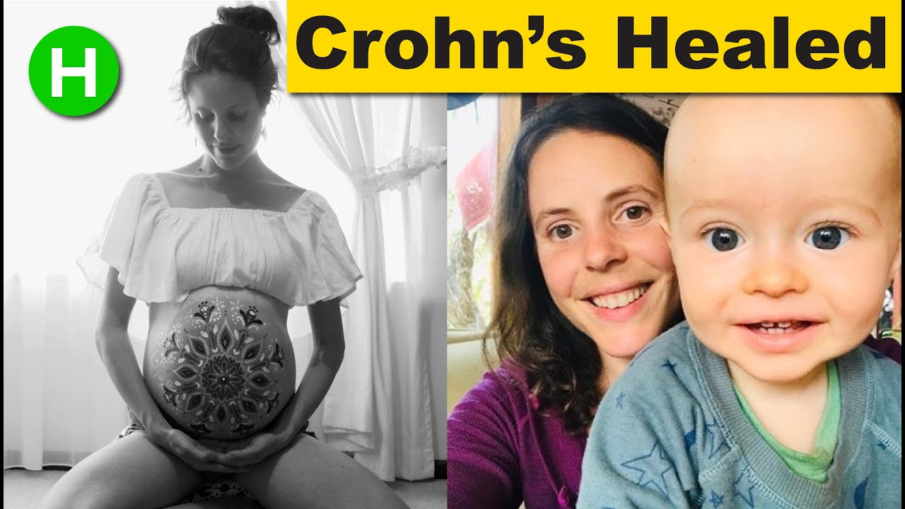 Crohn's 3 Year Healing Update - Healthy Vegan Pregnancy