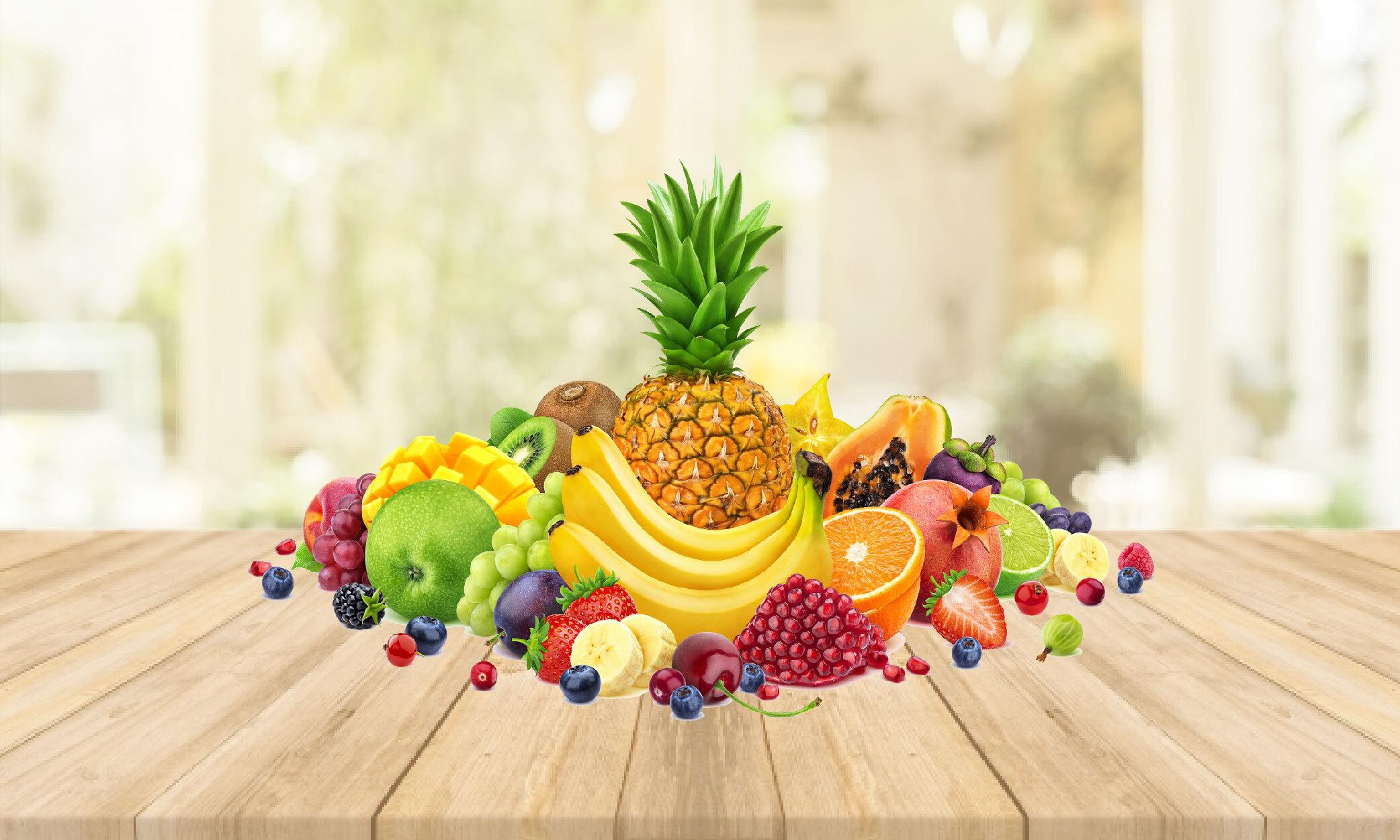 Fruits & Berries Help Prevent Alzheimer's Disease
