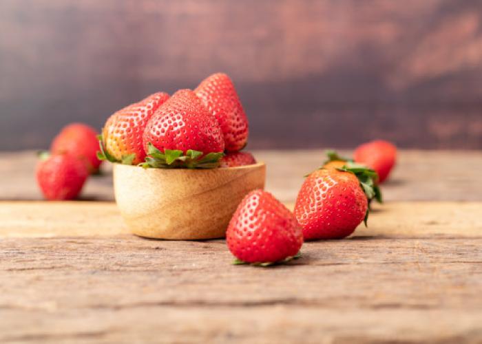 Strawberries for Alzheimer