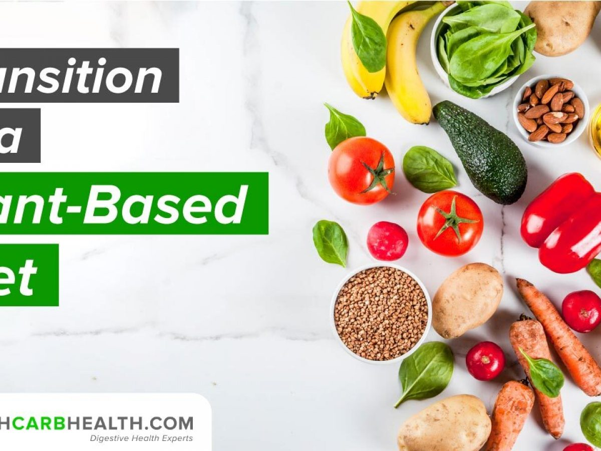 How To Transition To A Plant Based Diet High Carb Health