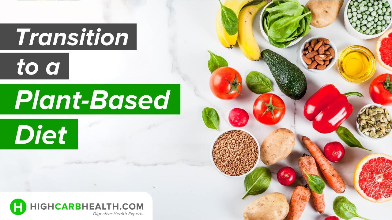 Healthy Plant-Based Diet - Highcarb Health