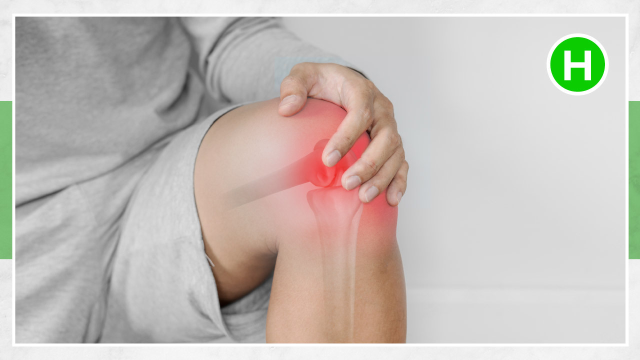 Joint Pain - High Carb health