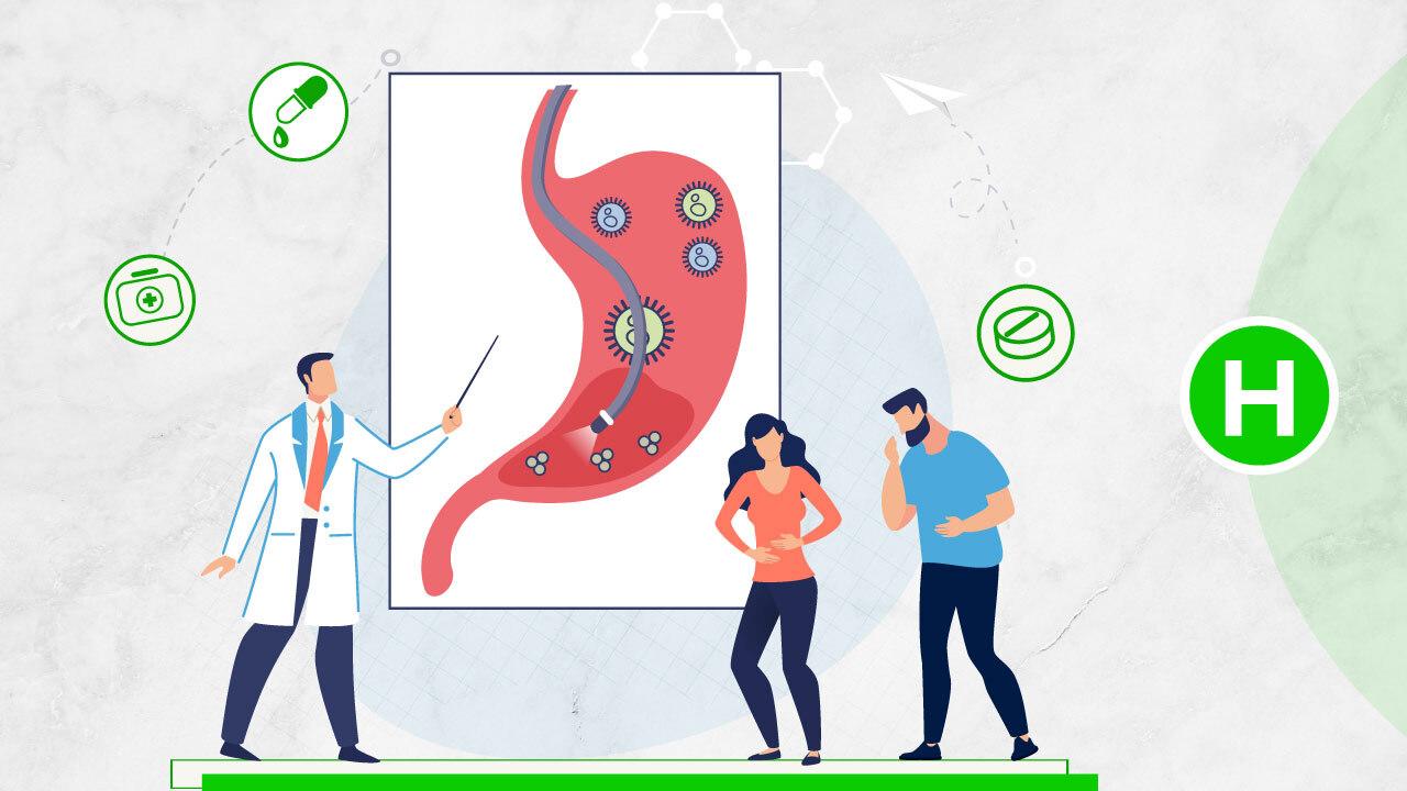 How Gastritis Diagnosed - Highcarb Health