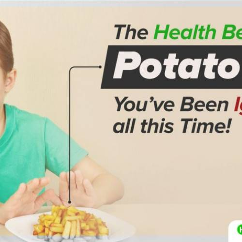 The Health Benefits of Potato You've Been Ignoring All this Time!