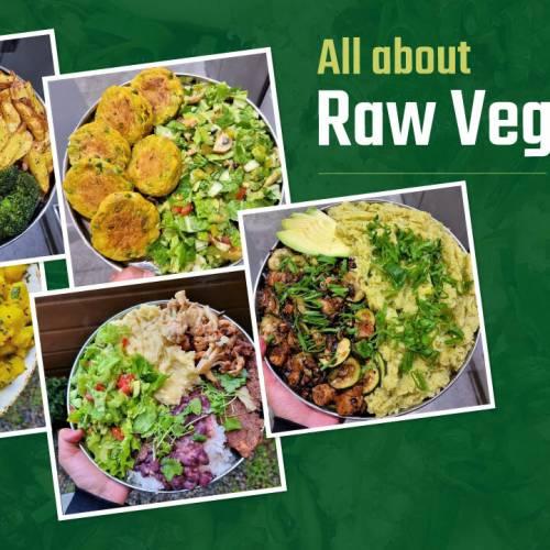 Raw Vegan Diet with Dr. Areli